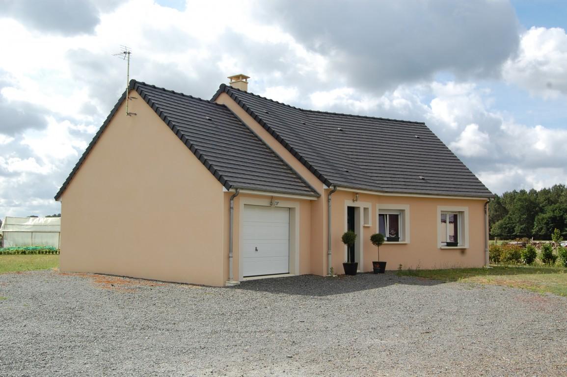 Constructeur maison individuelle sarthe maison moderne for Artisan constructeur maison individuelle