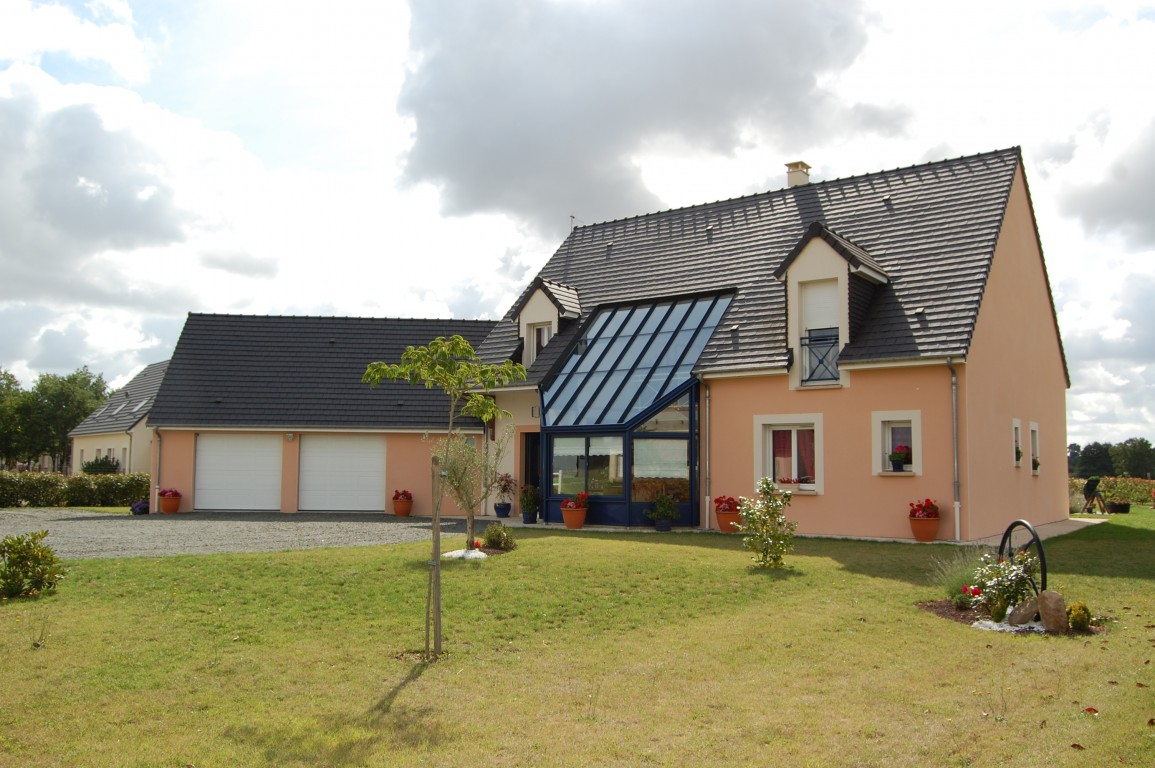 r alisation construction de maison contemporaine en