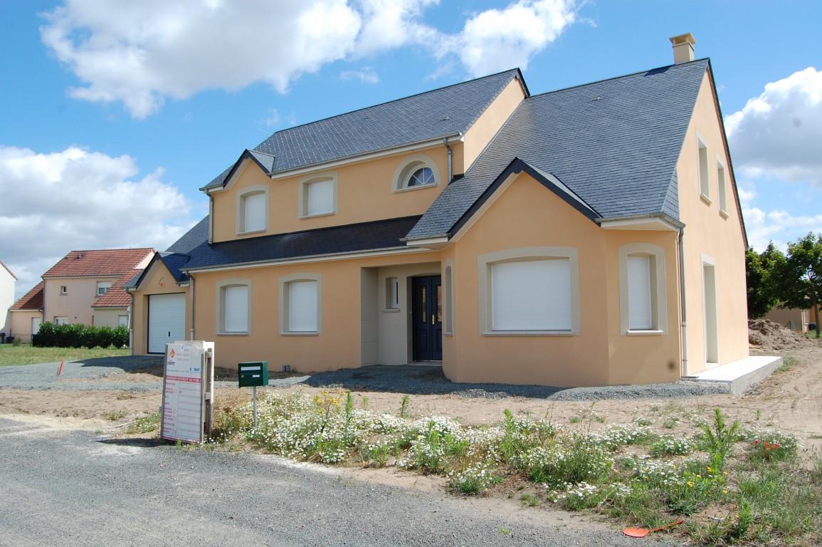 R alisation construction de maison traditionnelle en for Chiffrage construction maison