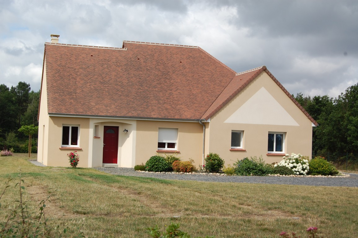 R alisation construction de maison traditionnelle en for Chiffrage construction maison